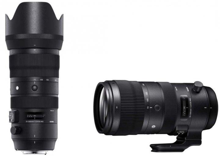 Sigma 70-200 mm f/2.8 DG OS HSM Sport [Bildmaterial: Sigma]