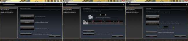 SIGMA Optimization-Pro: Einstellmöglichkeiten des Sigma A 20 mm f/1.4 DG HSM am PC