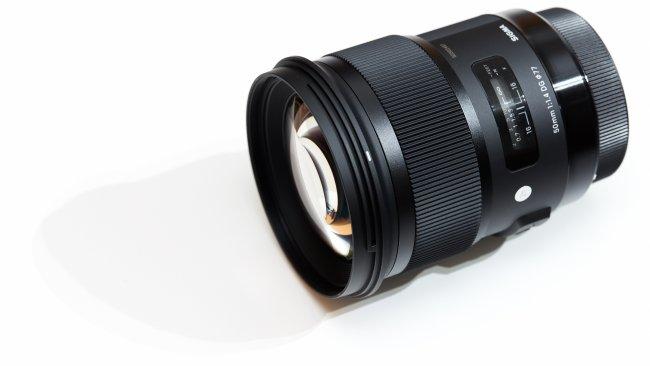 Sigma 50 mm f/1.4 DG HSM aus der Art-Serie [A]