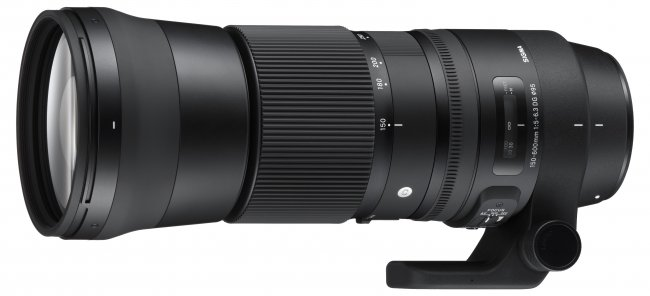 Sigma [C] 150-600 mm f/5-6.3 DG OS HSM [Bildmaterial: Sigma]