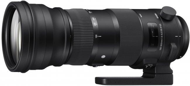 Sigma [S] 150-600 mm f/5-6.3 DG OS HSM [Bildmaterial: Sigma]