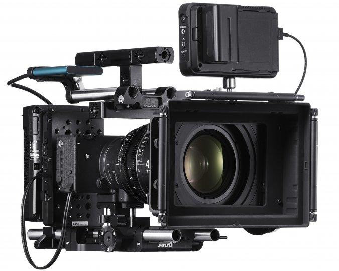 Sigma fp: Hier zu sehen als Video-Set-Up mit diversem Zubehör [Bildmaterial: Sigma Deutschland]