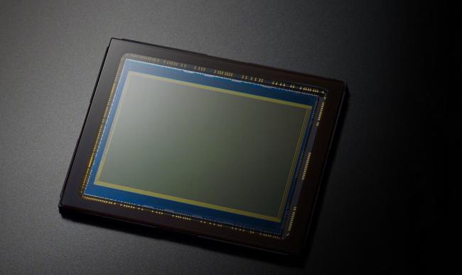Sony Exmor-R CMOS-Sensor