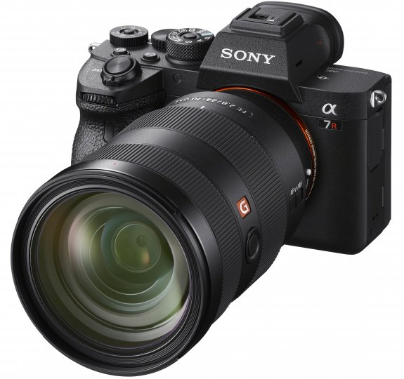 Sony Alpha 7R IV [Bildmaterial: Sony Deutschland]