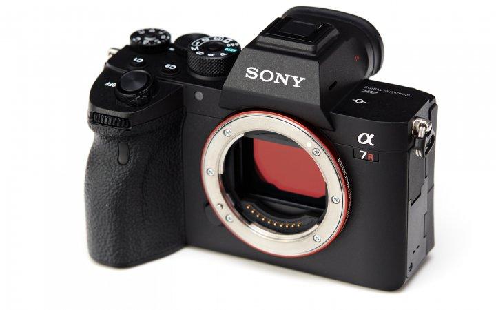 Sony Alpha 7R IV: Der Vollformat-CMOS-Sensor löst mit 60 Megapixeln auf