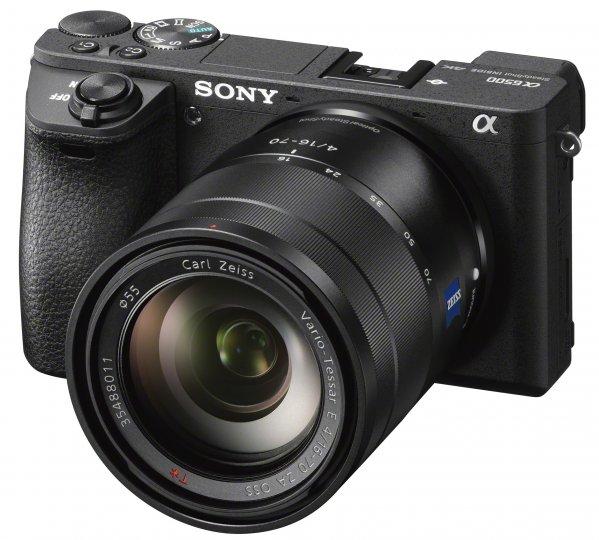 Sony Alpha 6500: Jetzt auch mit integriertem Bildstabilisator (IBIS) [Bildmaterial: Sony]