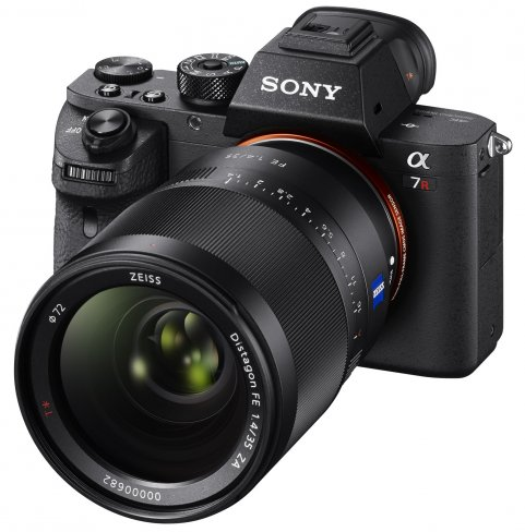 Sony Alpha 7R Mark II [Bildmaterial: Sony]