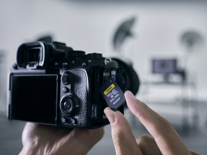 Sony Alpha 7S III [Bildmaterial: Sony Deutschland]