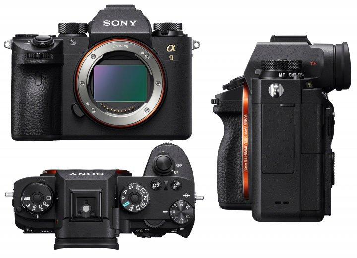 Sony Alpha 9 [Bildmaterial: Sony]