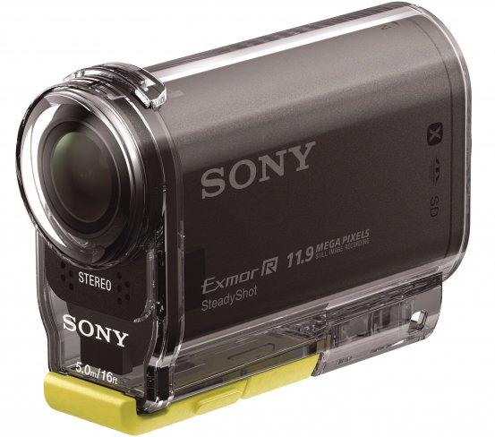 Sony HDR-AS20: Neue Actionkamera für wenig Geld im Anmarsch