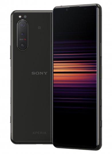Das Sony Xperia 5 II surft schnell via 4G und 5G, hat aber Empfangsprobleme im O2-Netz