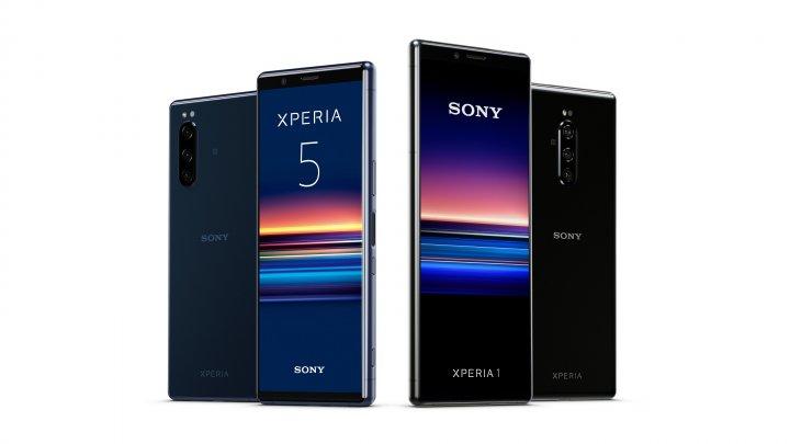 Das Sony Xperia 5 ist etwas kürzer und schlanker als das Sony Xperia 1