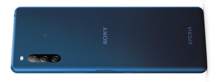 Eine Besonderheit des Sony Xperia L4 ist der auf der rechten Gehäuseseite liegende Fingerabdruck-Scanner