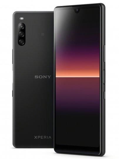 Auffällig ist beim Sony Xperia L4 das extrem lange Display im 21:9-Format