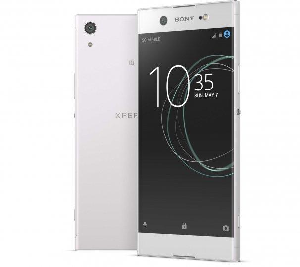 Mit seinem Sechs-Zoll-Display ist das Sony Xperia XA1 Ultra schon fast ein Tablet