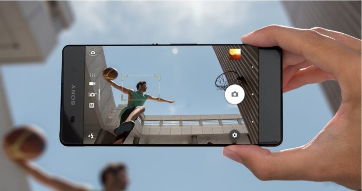 Sony Xperia XA: Video-Aufnahme in Full-HD
