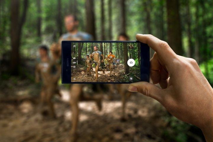 Sony Xperia XZ: 23-MP-Hauptkamera mit Laser-Aufotokus und Bildstabilisator