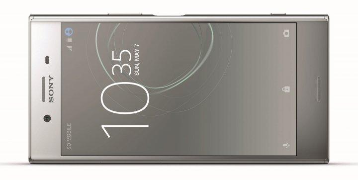 Auch die Selfie-Kamera des Sony Xperia XZ Premium verfügt über den Exmor RS Sensor