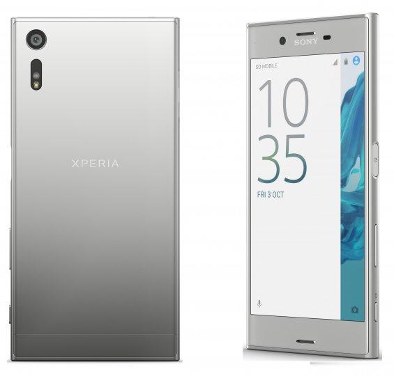 Sony Xperia XZ: Wasser- und staubdichtes Gehäuse