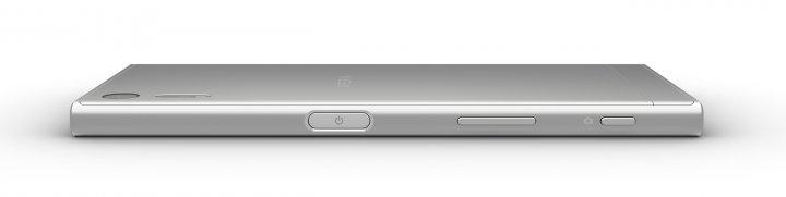 Sony Xperia XZ: Fingerabdruck-Scanner im An/Aus-Knopf integriert