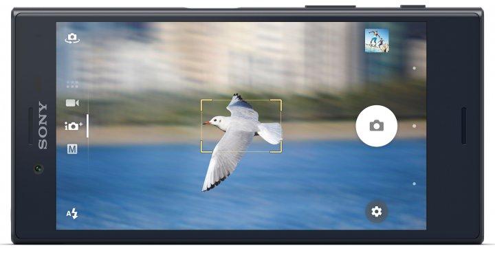 Sony Xperia X Compact: Die 23-MP-Hauptkamera verfügt über Sonys sehr guten Exmor-RS-Bildsensor
