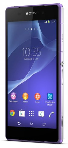 Sony Xperia Z2: Neues wasserdichtes High-End-Smartphone [Bildmaterial: Sony]