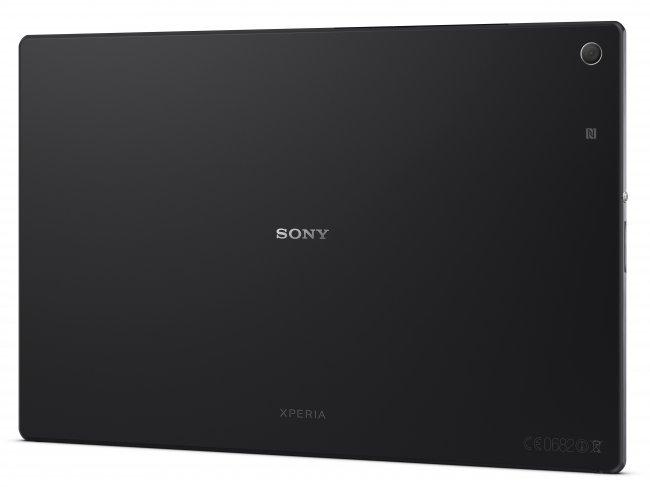 Sony Xperia Z2 Tablet: Neuauflage des Tablets, nun noch dünner und ebenfalls wasserdichte [Bildmaterial: Sony]