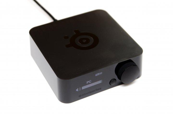 Steelseries H Wireless - Ohne den Controller läuft nichts