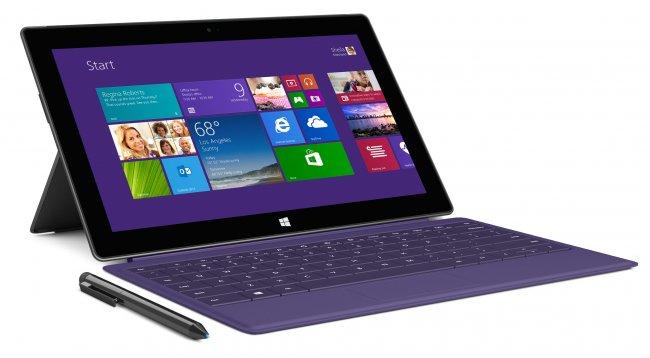 Microsoft Surface Pro 2 (Quelle: Microsoft)