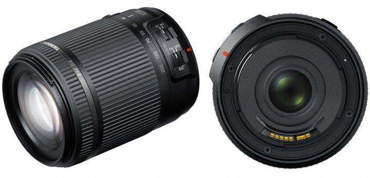 Tamron 18-200 mm f/3.5-6.3 Di II VC [Bildmaterial: Tamron]