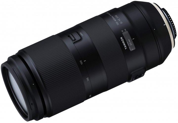 Tamron 100-400 mm Di VC USD [Bildmaterial: Tamron]