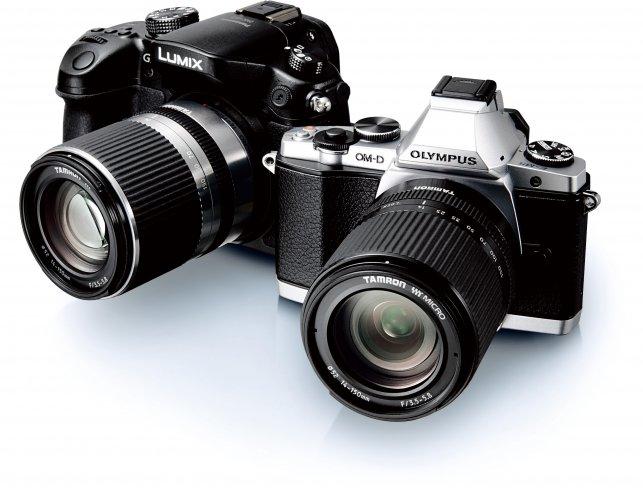 Tamron 14-150 mm f/3.5-5.8 Di III für µFT-Kameras (C001) [Bildmaterial: Canon]