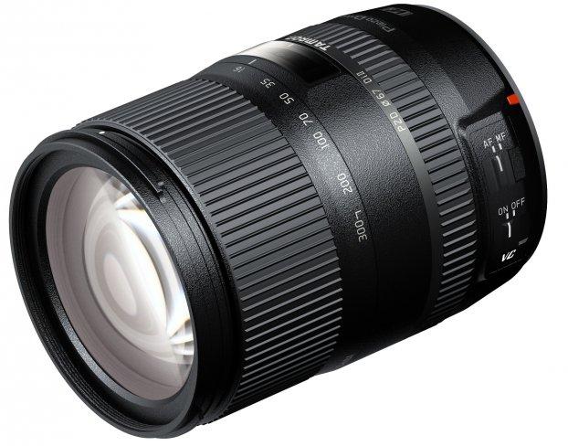 Für APS-C-Kameras: Tamron 16-300 mm f/3.5-6.3 Di II VC PZD [Bildmaterial: Tamron]