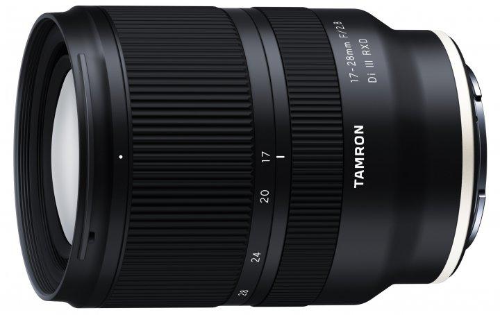 Tamron 17-28 mm f/2.8 Di III RXD für den Sony-E-Mount [Bildmaterial: Tamron]