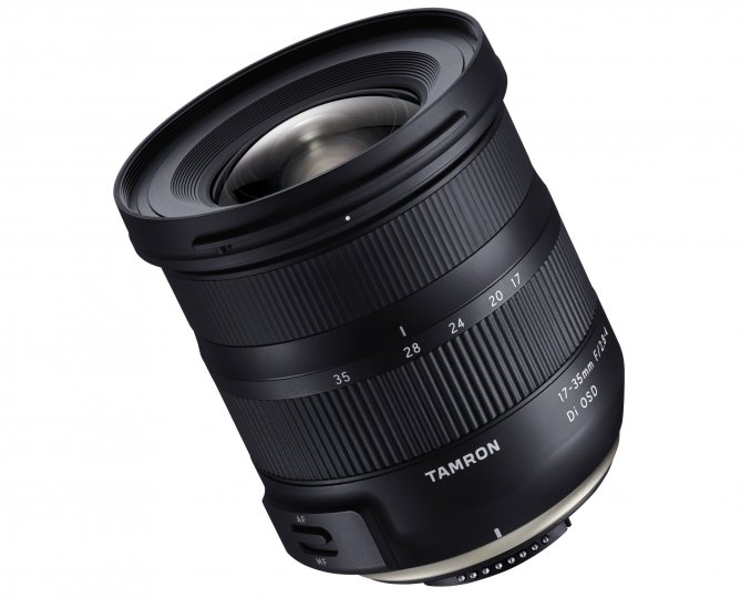 Tamron 17-35 mm f/2.8-4 Di OSD [Bildmaterial: Tamron]
