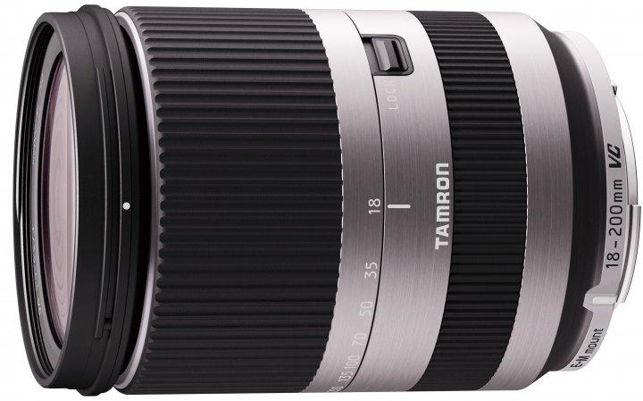 Tamron 18-200 mm f/3.5-6.3 Di III VC für Canon EF-M (B011EM) [Bildmaterial: Canon]