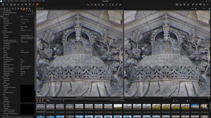 Testbild Tamron 18-400 mm Di II VC HLD: Die Bildqualität bei 400 mm ist erstaunlich gut