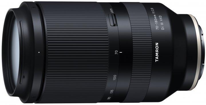 Tamron 70-180 mm f/2.8 Di III VXD [Bildmaterial: Tamron]