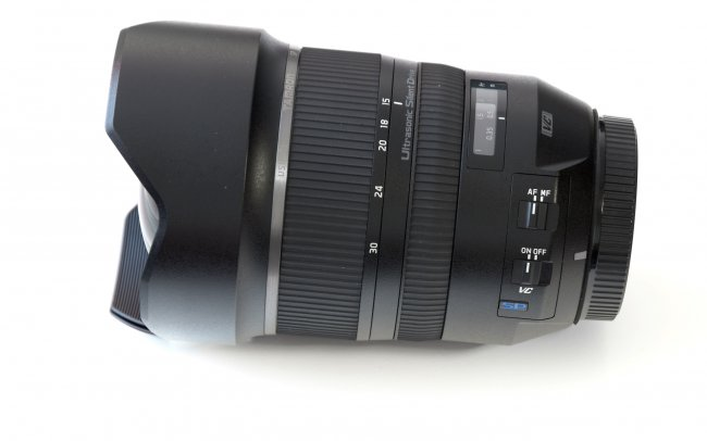 Tamron SP 15-30 mm f/2.8 Di VC USD