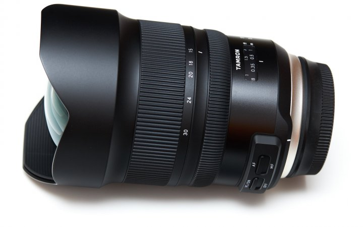 Tamron SP 15-30 mm f/2.8 Di VC USD G2