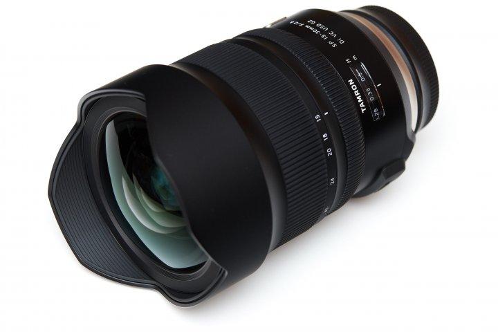 Tamron SP 15-30 mm f/2.8 Di VC USD G2 | Auch das Design wurde auf den aktuellen Stand gebracht