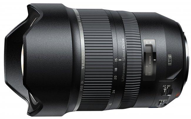 Tamron SP 15-30 mm f/2.8 Di VC USD (A012) [Bildmaterial: Tamron]