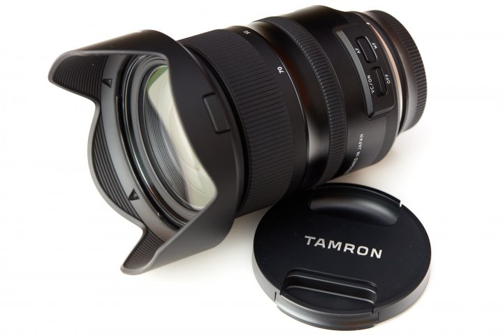 Tamron SP 24-70 mm f/2.8 Di VC USD G2