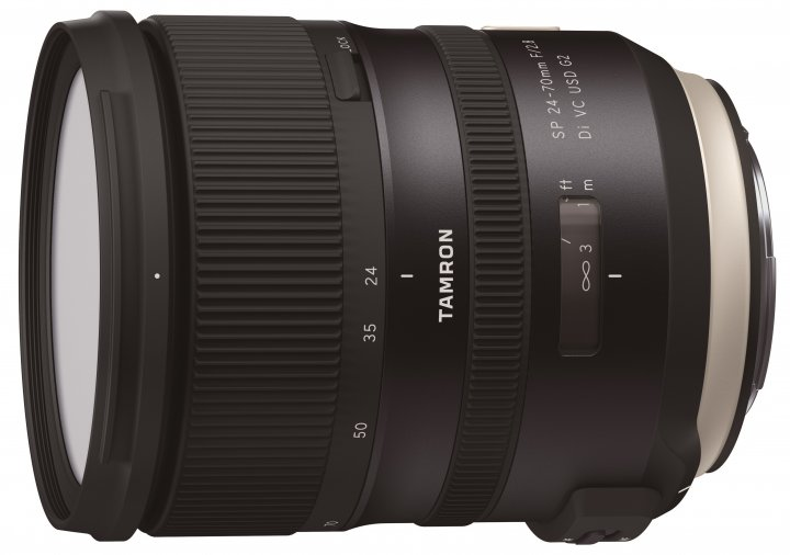 Tamron SP 24-70 mm f/2.8 Di VC USD G2 [Bildmaterial: Tamron Europe]