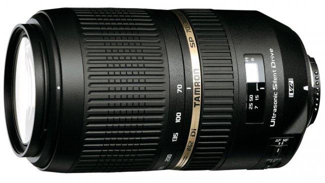Tamron SP 70-300 mm f/4-5.6 Di VC USD [Bildmaterial: Tamron]