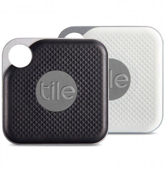 Der Tile Pro ist der reichweitenstärkste Bluetooth-Tracker von Tile und in Schwarz und Weiß erhältlich