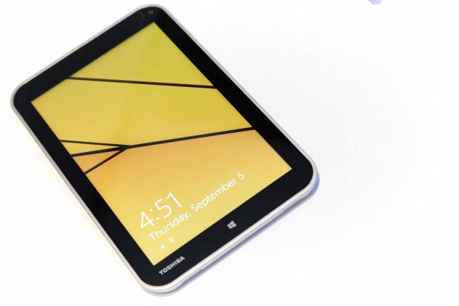 Toshiba Encore Tablet mit Windows 8.1 auf der IFA 2013