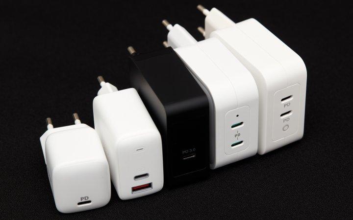 USB-C-Netzteile: Die besten Modelle von 30 bis 100 Watt