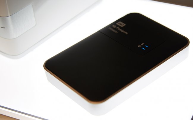 Western Digital My Passport Wireless: Der Imagetank mit WiFi