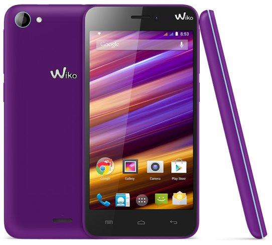 Das Wiko Jimmy stellt einen günstigen Einstieg in die Smartphone-Welt dar [Bildquelle: Wiko]